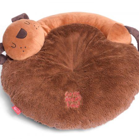 Little Petface Sleepy Head Dog Cushion