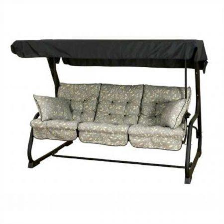 Glendale Pendulum 3 seat hammock in Teal