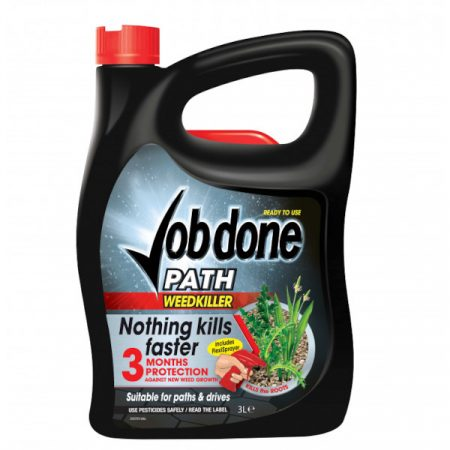 Job Done Path Weedkiller 3l
