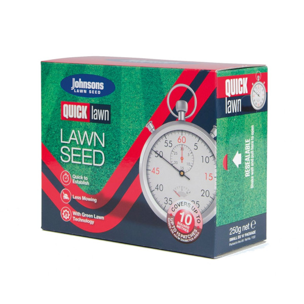 Johnsons Quick Lawn Seed 250g