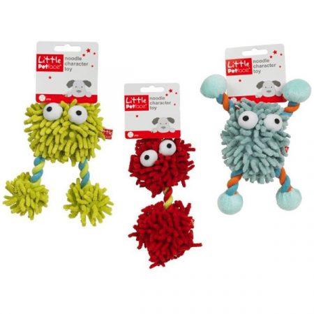 Little Petface Noodle Characters