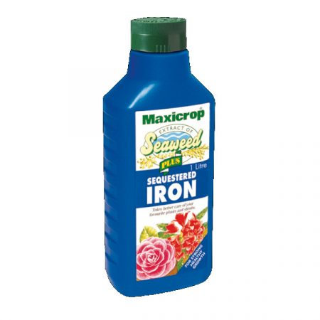 Maxicrop sequested iron 1l