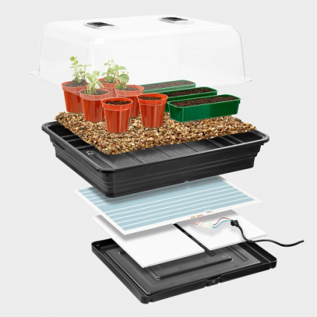 Stewarts Variable Control Electric Propagator