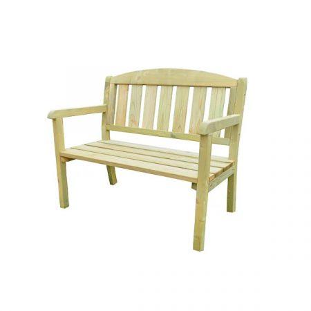 Ekju Double Garden Bench