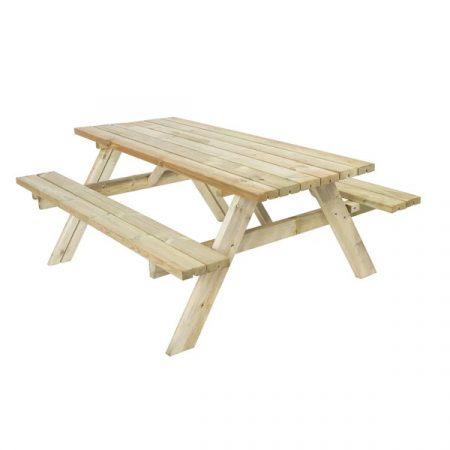 Ekju Standard Picnic Bench 1